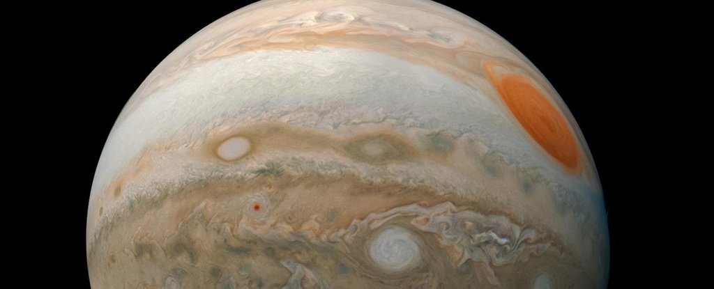 Jupiter May Have Absorbed a Whole Other Planet Early On, Study Suggests