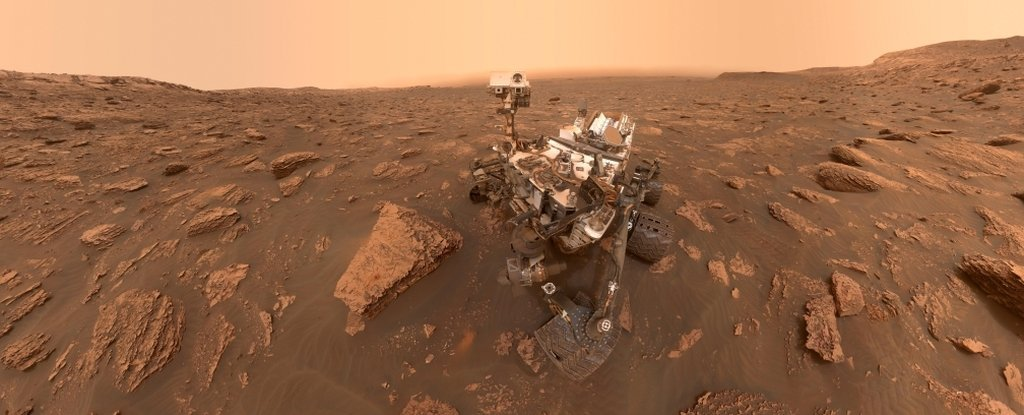 Curiosity Has Now Been on Mars For 7 Years, So Here Are 7 Amazing Things It Has Seen