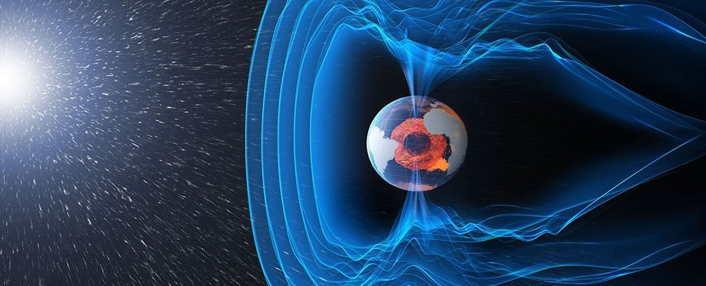 Earth's Last Magnetic Pole Flip Happened Much More Slowly Than We Thought