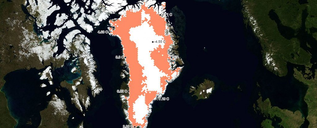 US Is Already Transforming Greenland, And It's Going to Affect The Whole World
