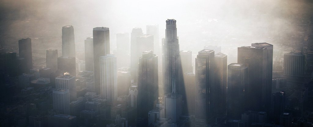 "You Could Be ""Smoking"" a Pack of Cigarettes a Day Just by Breathing in City Air"