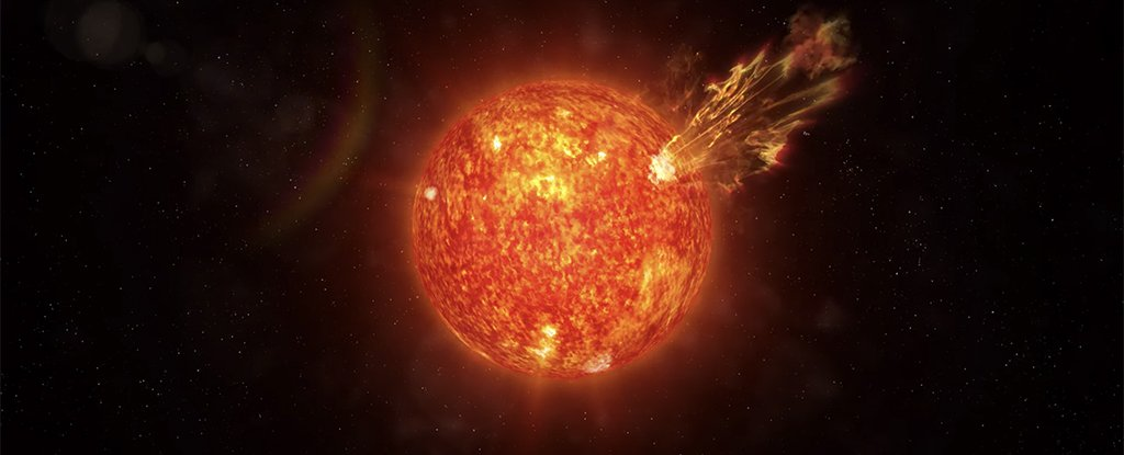NASA Has Closely Measured a Shockwave From The Sun For The First Time