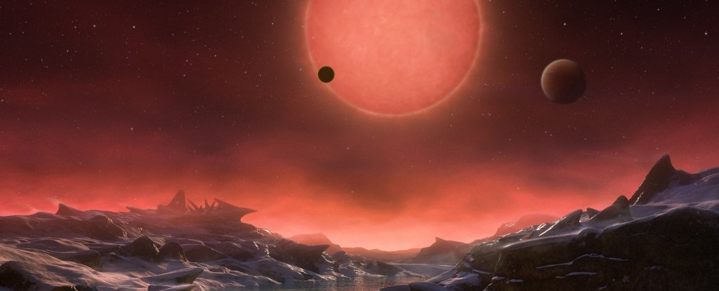 Three Rocky Exoplanets Have Been Found Orbiting a Star Just 12 Light-Years Away