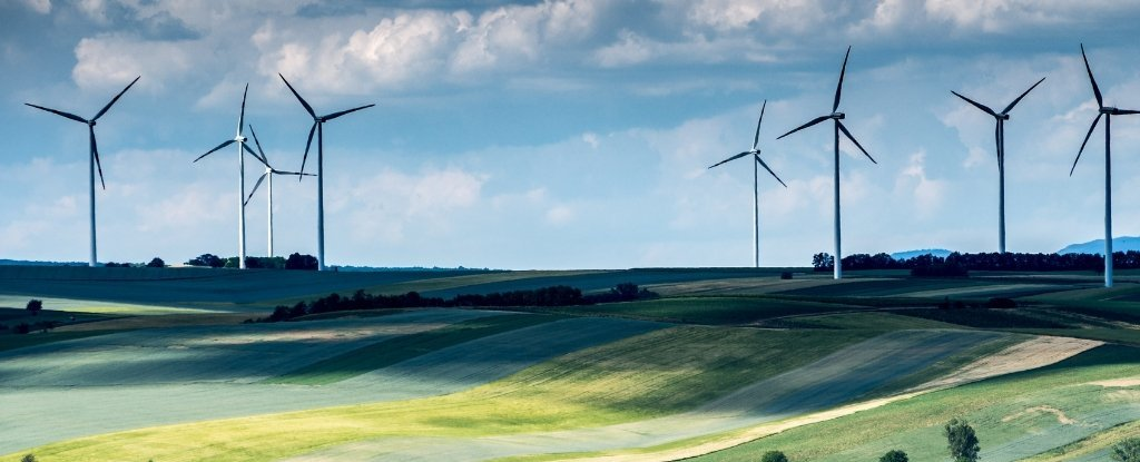 Europe Could Power The Entire World With Onshore Wind Farms Alone