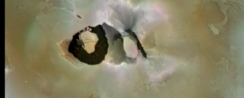 The Biggest Volcano on Io May Be About to Erupt, And Scientists Are Watching Closely