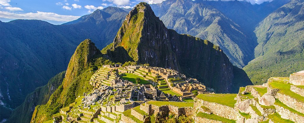 Geologists May Have Finally Solved The Secret of Machu Picchu's Strange Location