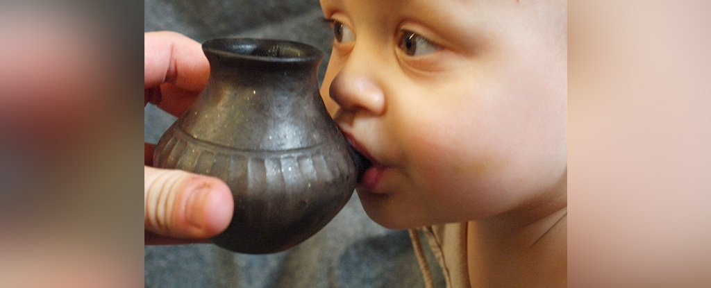 Ancient Sippy Cups Show Humans Fed Their Babies Cow's Milk at Least 3,000 Years Ago