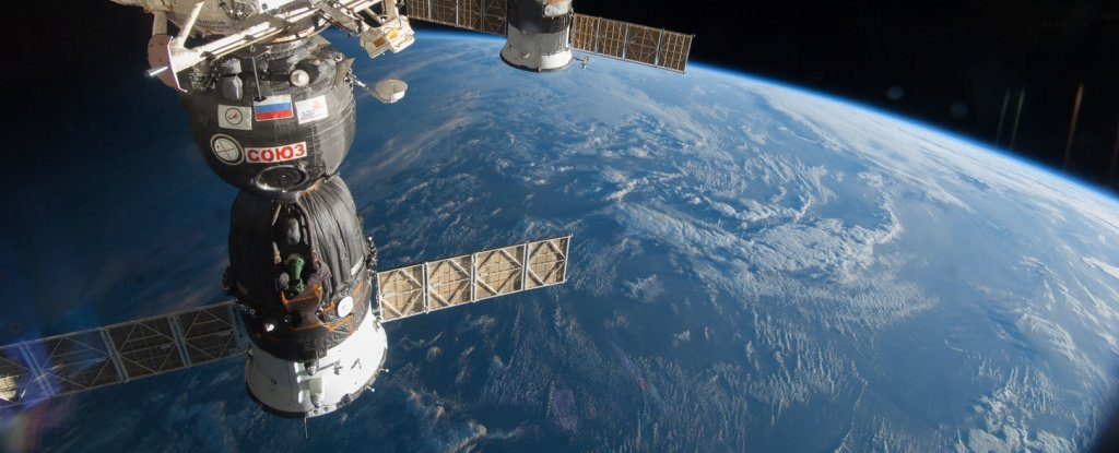 Roscosmos Knows What Caused The Hole in The ISS, And NASA Wants Answers