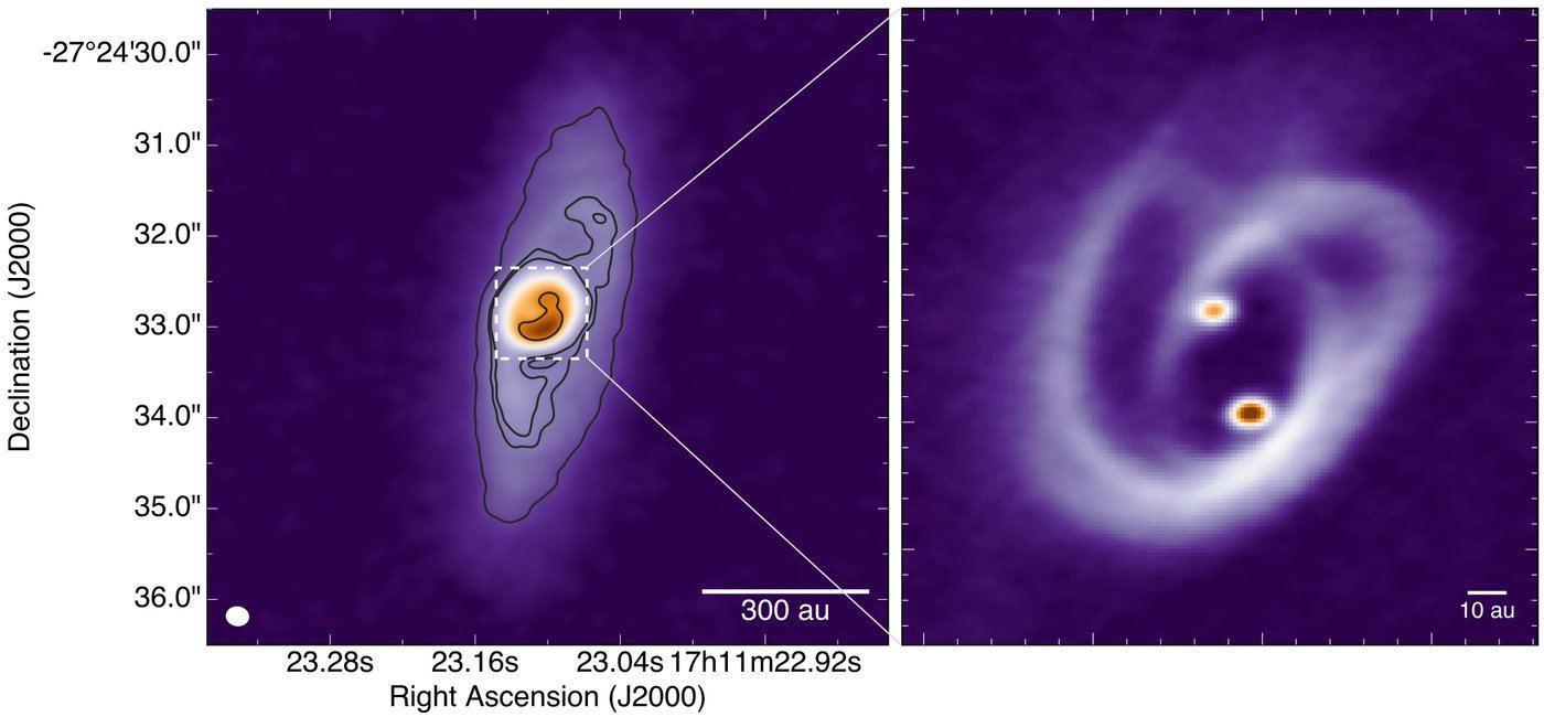 cropped zoom into binary disk mpe