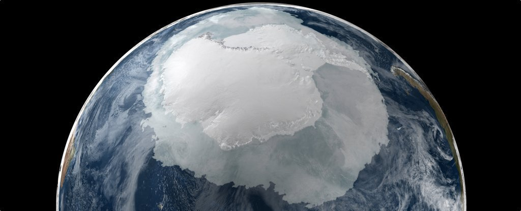 Upside-Down 'Rivers' Are Melting Antarctic Ice Shelves From Beneath