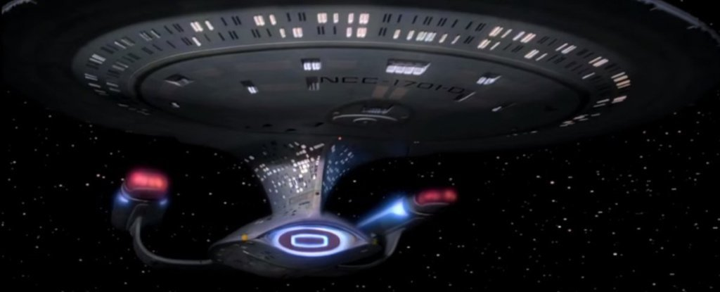 Former NASA Scientist Demonstrates Why Star Trek's Warp Speeds Are Painfully Slow