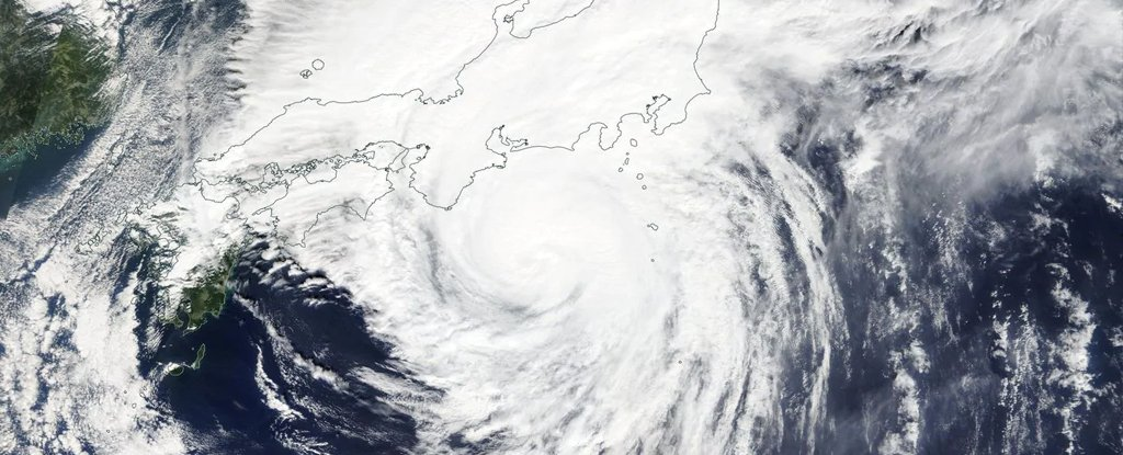 Why Typhoon Hagibis Packed Such a Powerful, Devastating Punch in Japan