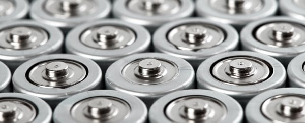 We just made a breakthrough on a genius concept for eco-friendly batteries