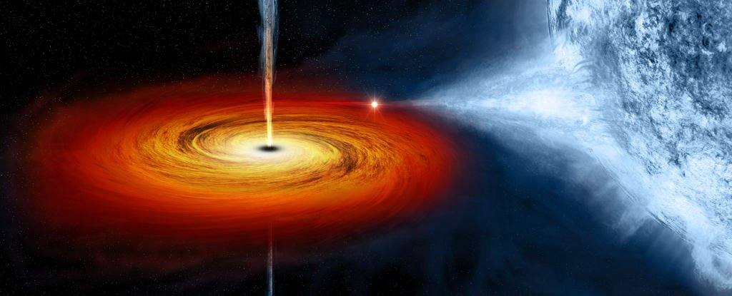 Astronomers Have a Bold Plan to Film The Black Hole at The Centre of Our Galaxy