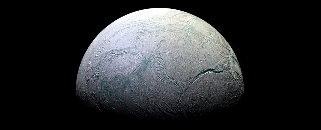 NASA Just Revealed an Ocean on Enceladus Contains The Building Blocks of Life