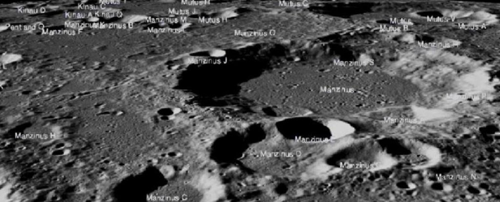 India's Crashed Moon Lander Is Still Missing, And NASA Can't Find It Anywhere