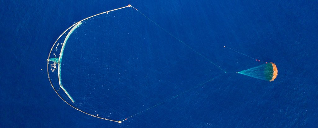 That Great Pacific Garbage Patch Cleaning Device Is Finally Working Properly