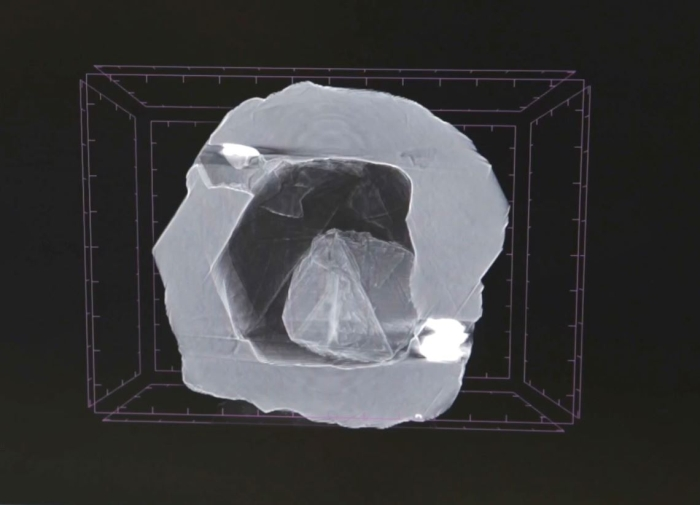 x ray diamond