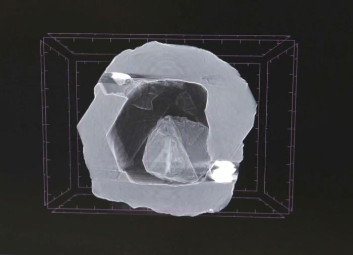 x ray diamond