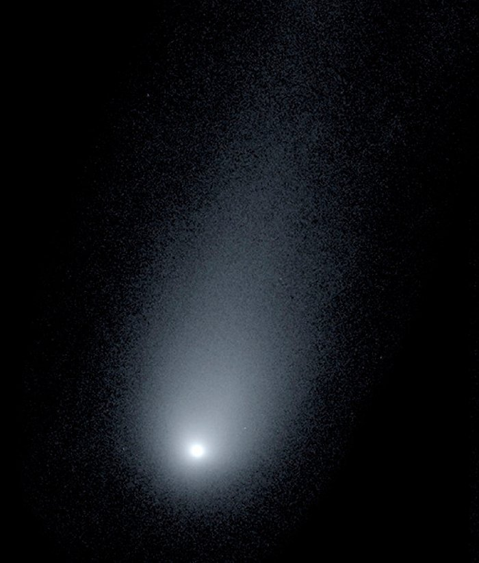 Povrch mezihvězdné komety Borisov byl netknutý, jako by Slunce bylo první hvězda, ke které se přiblížila