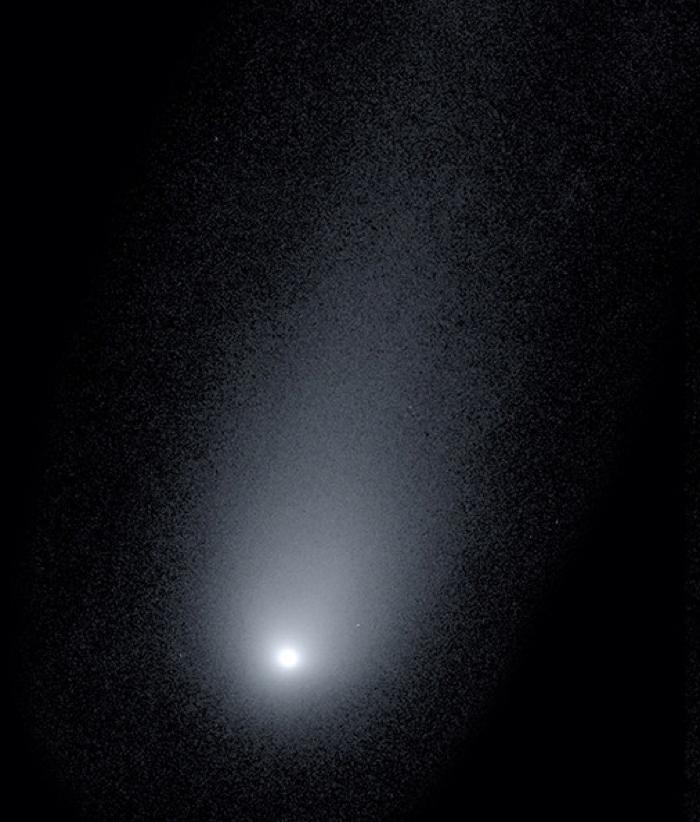 Kometa 2I/Borisov, listopad 2019