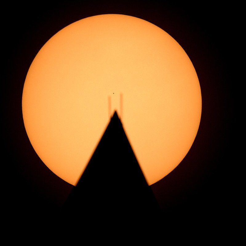 mercury transit washington 2019