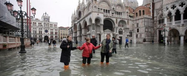 70% of Venice is now submerged, and it's a disturbing preview for coastal cities