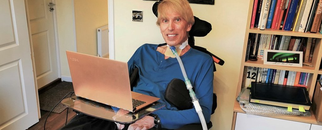 A terminally ill British scientist aims to be the most 'cybernetic' human ever created