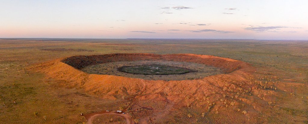 New Analysis Just Changed The Original Date of a Massive Meteorite Crater in Australia