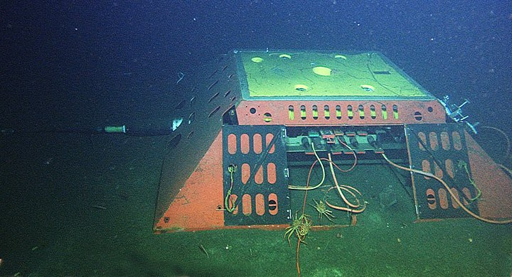 Monterey Accelerated Research System's underwater observatory. (MBARI, 2009)