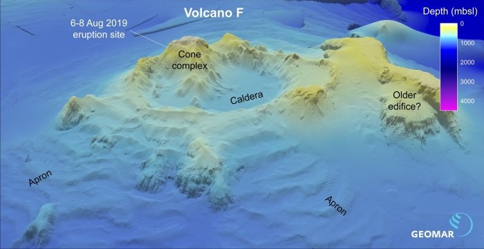 geomar volcano f