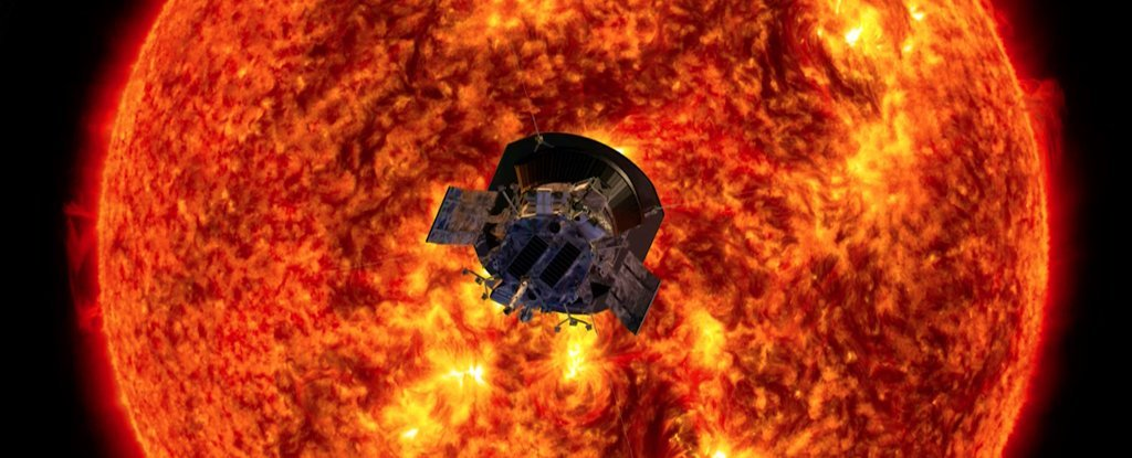Scientists 'Blown Away' by Unexpected Results From NASA's Sun-Kissing Solar Probe