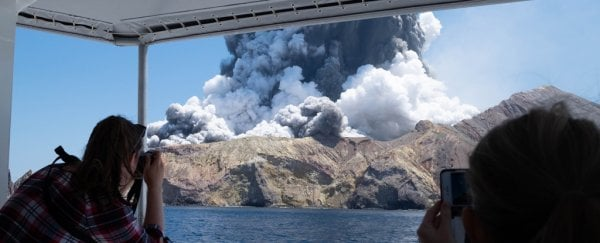 Here's why New Zealand's White Island volcano erupted without warning