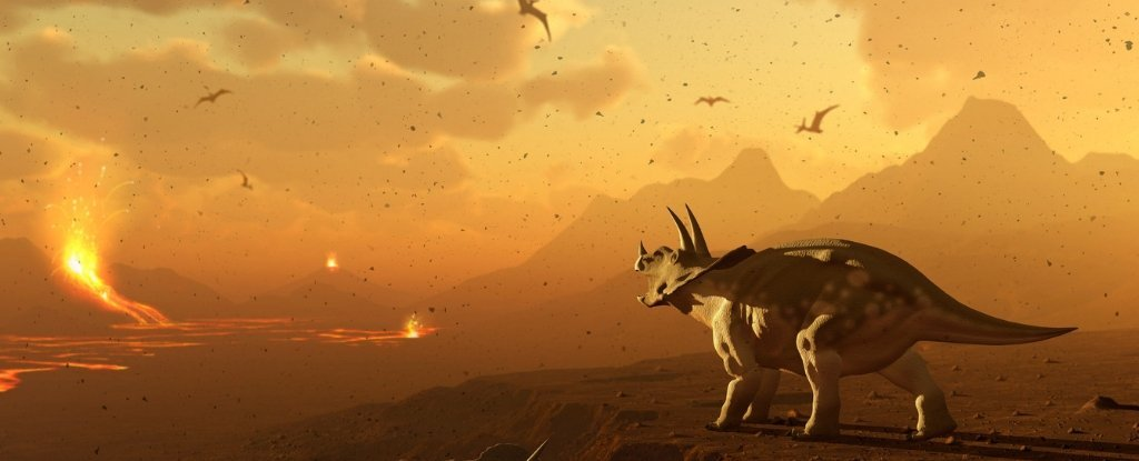 Earth's Atmosphere Had Terrifying Mercury Pollution Even Before The Killer Asteroid