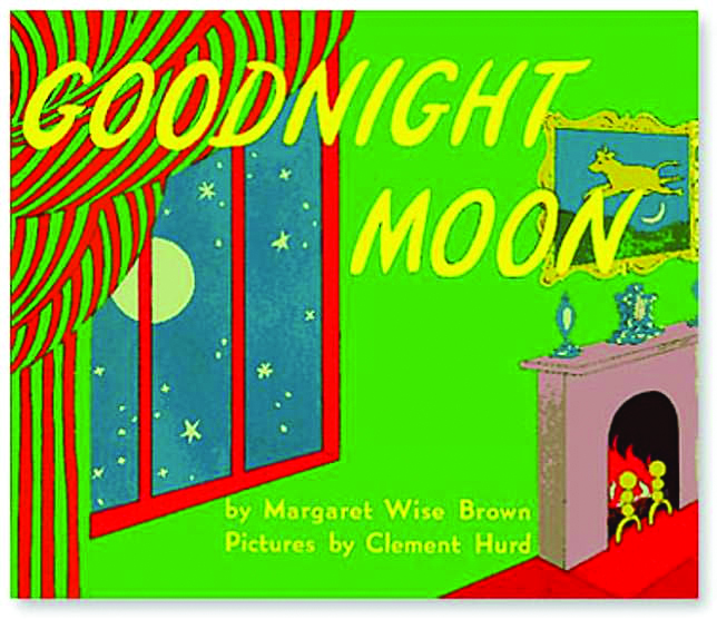 Honorable Mention. Goodnight Moon