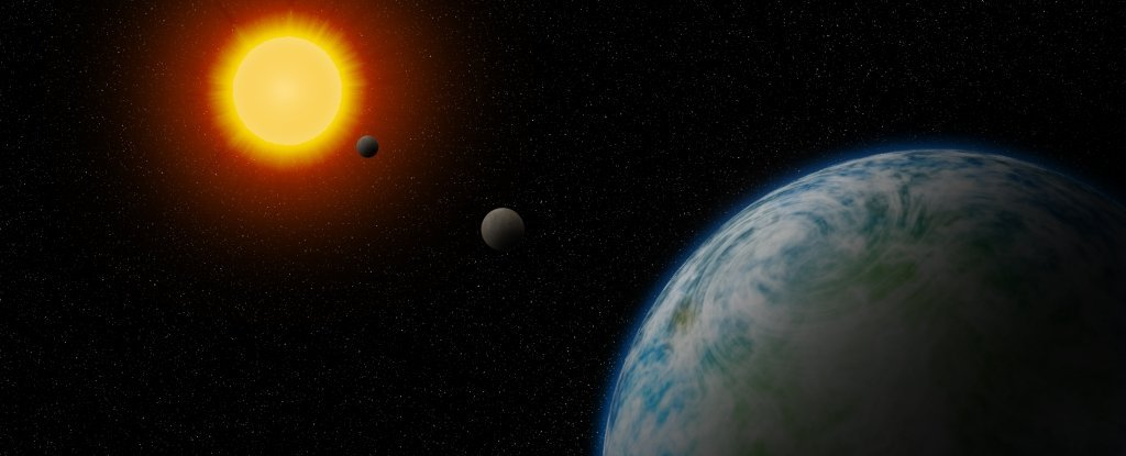Astronomers Just Detected 2 Potentially Habitable Super-Earths Orbiting Nearby Stars