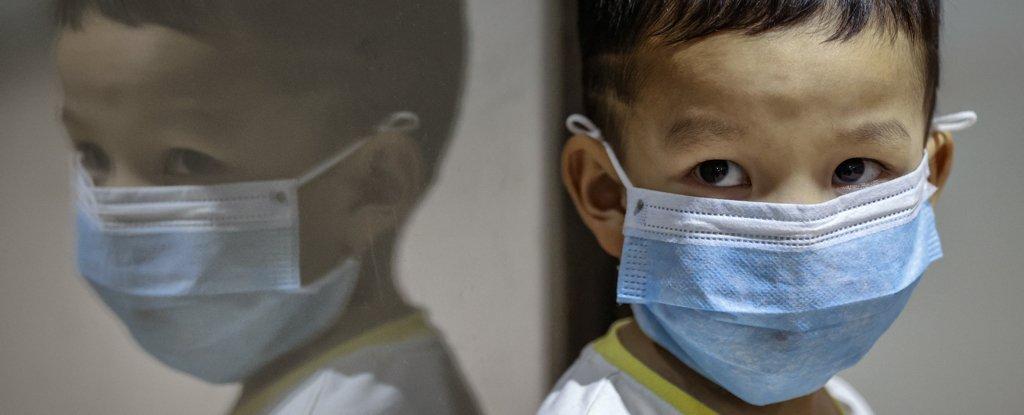 coronavirus symptoms in kids