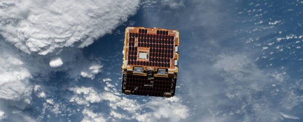 All those low-cost satellites in orbit could be weaponized by hackers, warns expert