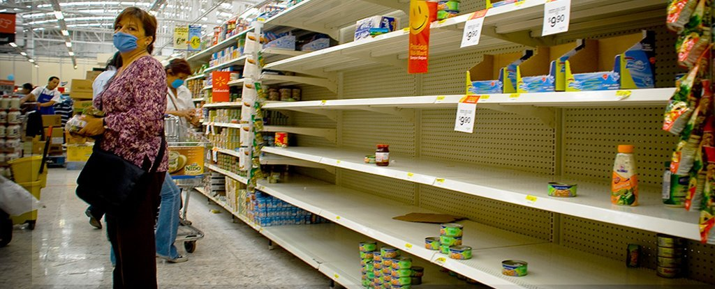 Here's The Difference Between 'Panic Buying' And Reasonably Preparing For a Crisis