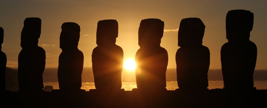 Growing Evidence Says People on Easter Island Were Still Okay When Europeans Landed