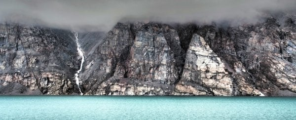The fragment of an ancient lost continent has been discovered off the coast of Canada