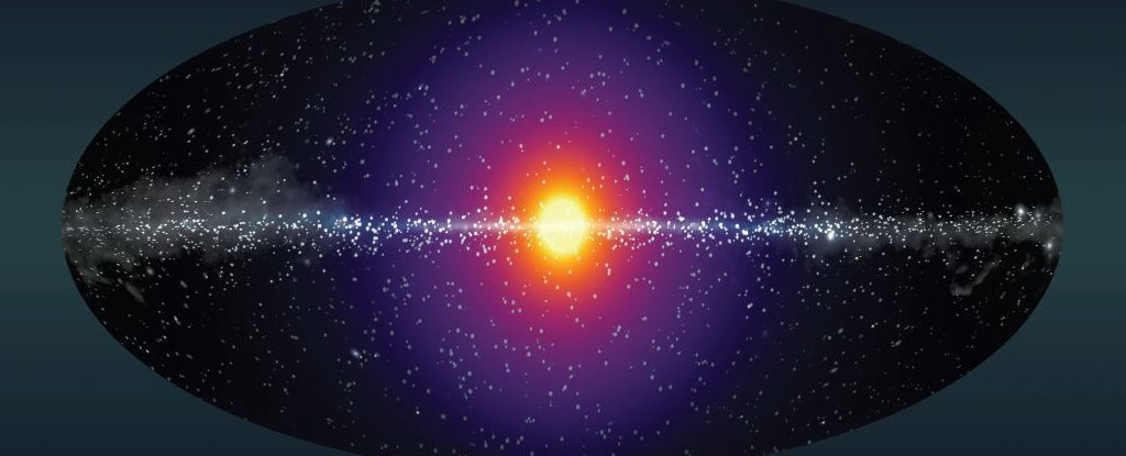 A New Analysis Has Failed to Find a Dark Matter 'Glow' in The Milky Way's Halo 1