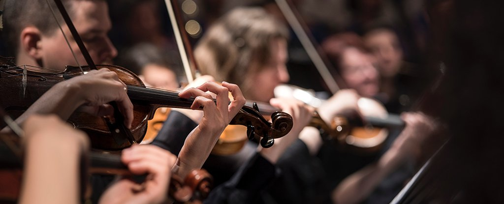 Early research suggests our brains sync up with musicians' during a performance