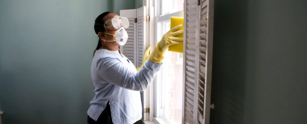 Cleaning products can kill the COVID-19 virus. Here's what to use in your house