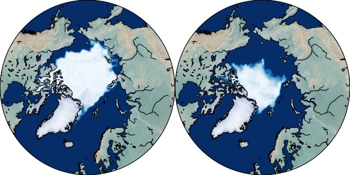 Devastating Simulations Say Sea Ice Will Be Completely Gone in Arctic Summers by 2050