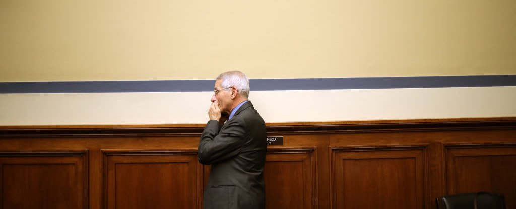 Fauci Warned The Trump Administration of a Potential Epidemic Way Back in 2017
