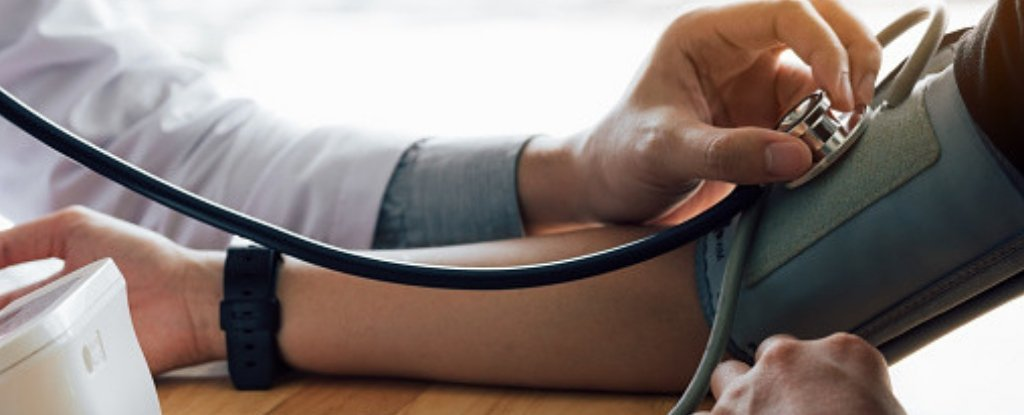 Your Blood Pressure May Vary Significantly Depending on Where on Your Body It's Taken 1