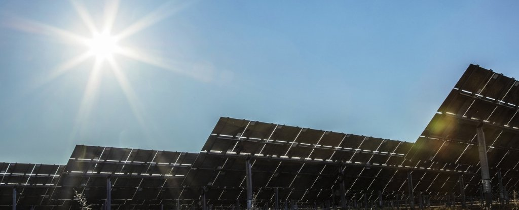 While We've Been in Lockdown, Solar Cell Technology Has Smashed Three Big Records