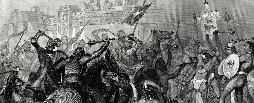 Spanish Conquerors Used Indigenous Technology to Build Their Weapons, Evidence Reveals 1
