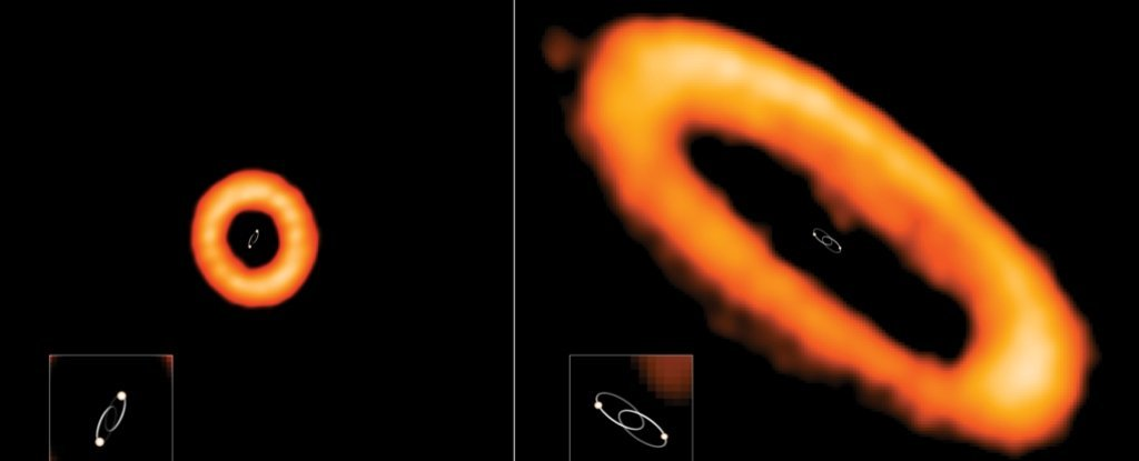 Bizarre Exoplanets Orbiting Binary Stars May Have Strangely Misaligned Orbits 1